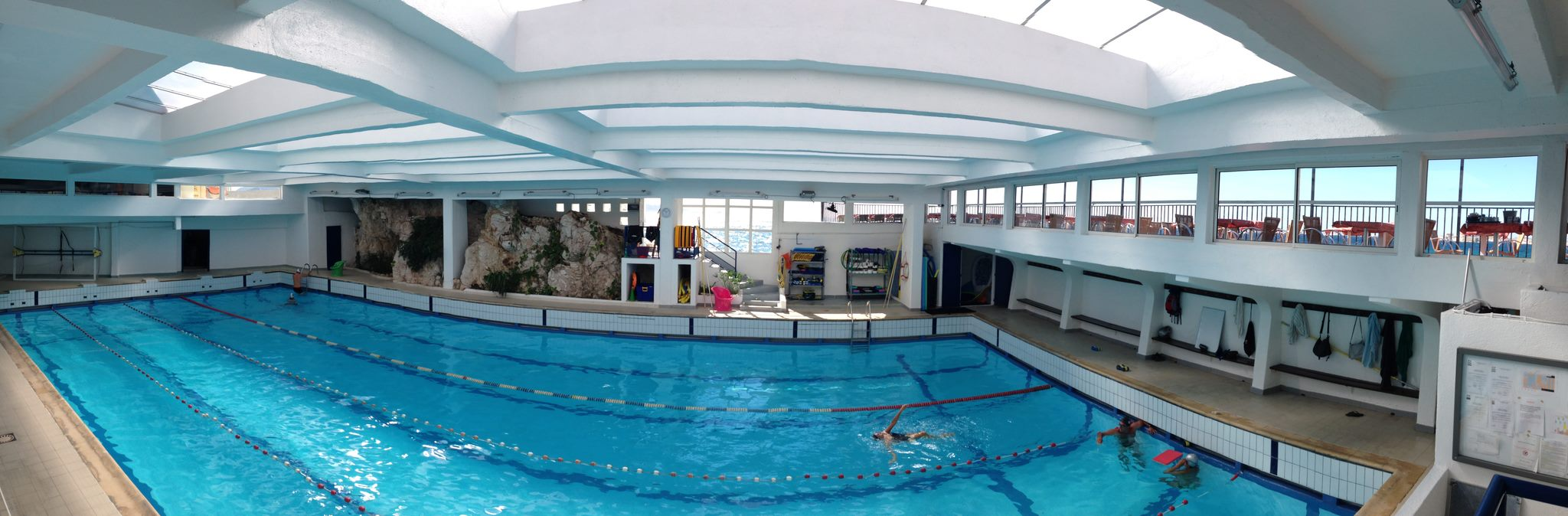 Scc marseille piscine des dauphins un club sportif for Piscine marseille